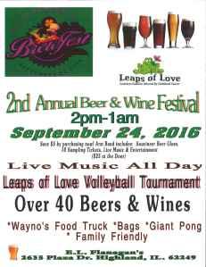ELF Beer & Wine Fest